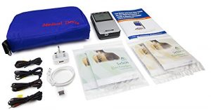 A picture of the tested tens machine in this review